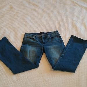 Lucky, sweet boot cut jeans, size 12/31